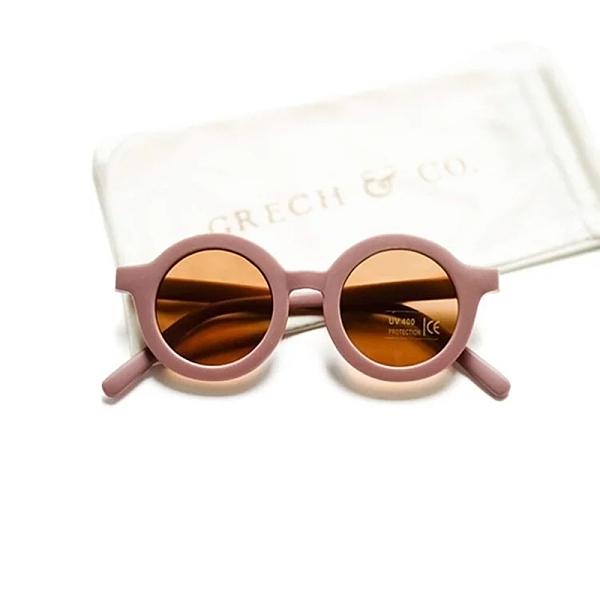 Grech&Co. 兒童太陽眼鏡 藕粉[衛立兒生活館]