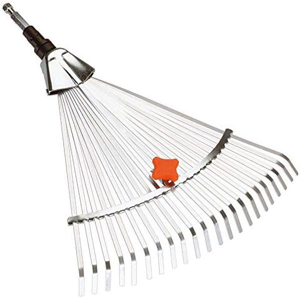 GARDENA 調整型鋼耙W30~50cm 03103