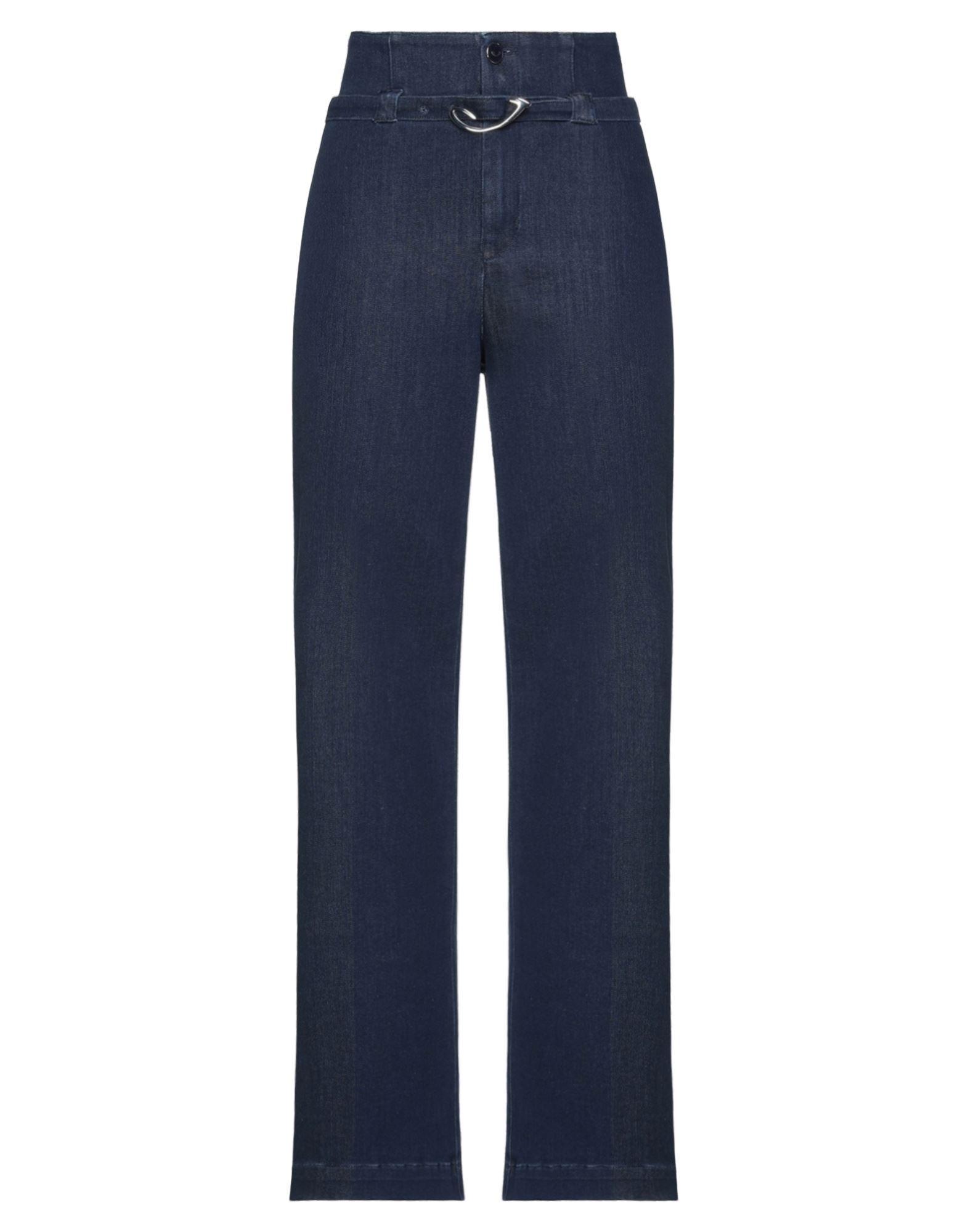 JACOB COHЁN Denim pants - Item 42843199