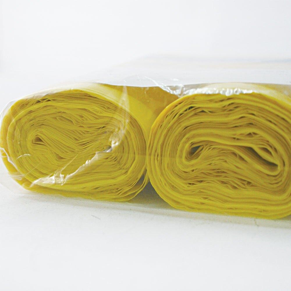 博明BRIGHTON 環保清潔袋 花香系列 香茅 大 53x63cm 粉黃色