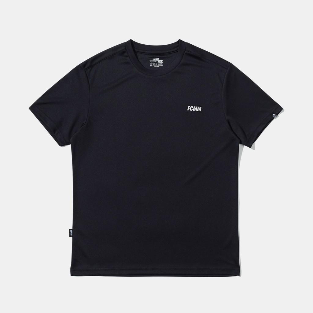 FCMM 高端回收 T-恤衫 黑色 (FC-6751)