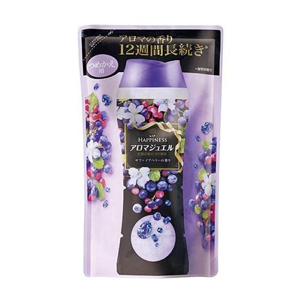 Lenor蘭諾衣物芳香豆補充包(馥郁野莓)455ml【愛買】