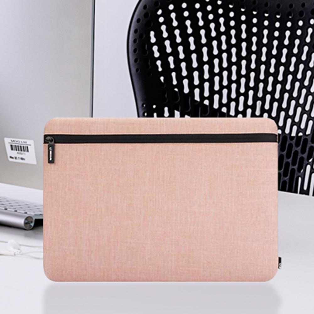 Incase Carry Zip Sleeve with Woolenex for MacBook Pro 16 筆電保護套 - 乾燥玫瑰
