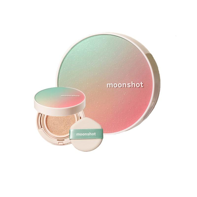 【Moonshot】蘆薈氣墊粉餅 (15g)   HelpBuyKr商城旗艦館