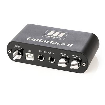 MIDITECH Guitarface II Audio錄音介面聲卡