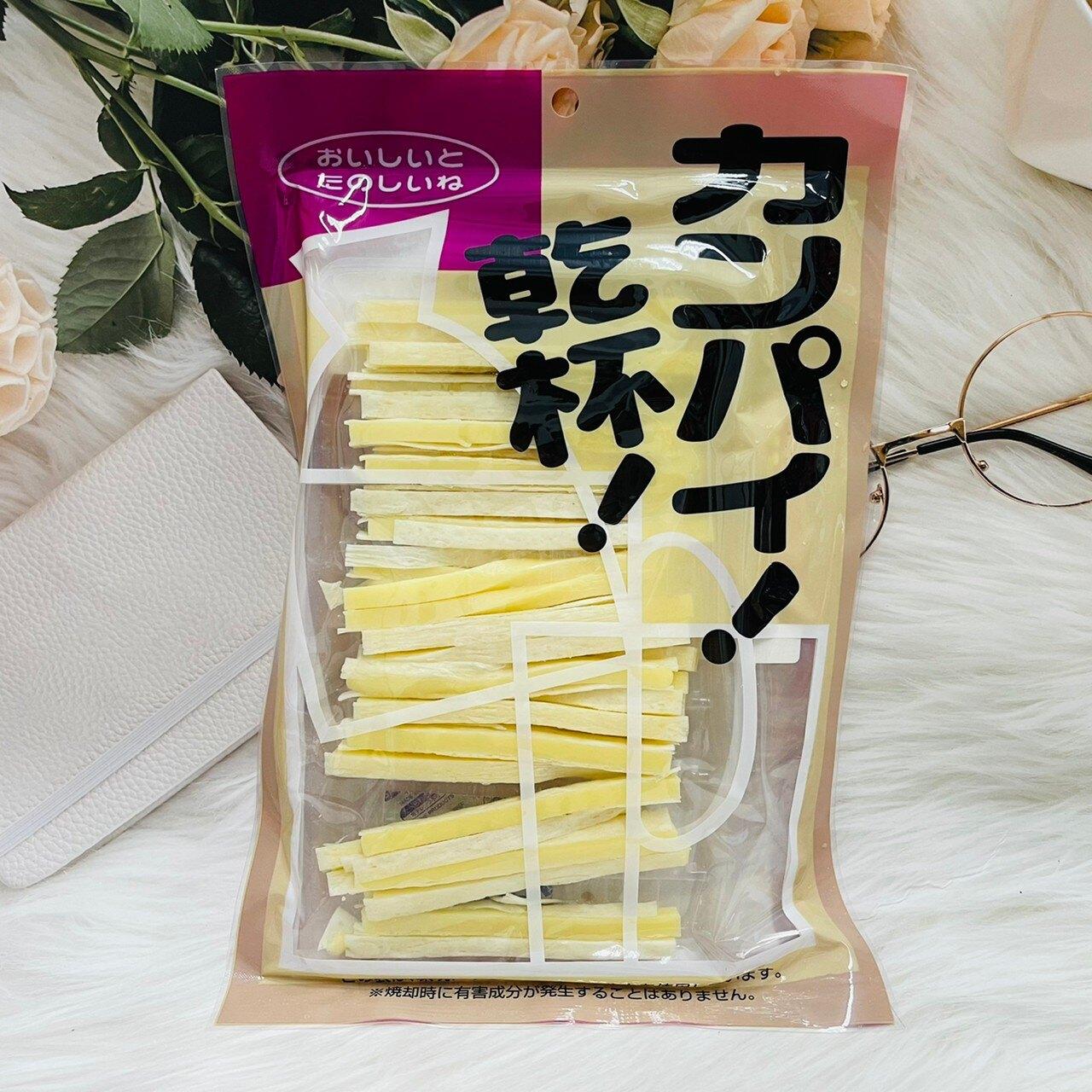 日本 乾杯 ORSON 鱈魚起司條 起士條 乳酪條 145g