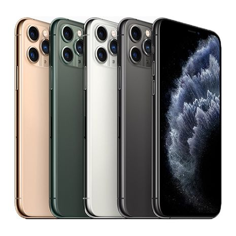 Apple iPhone 11 Pro 5.8吋 512G夜幕綠