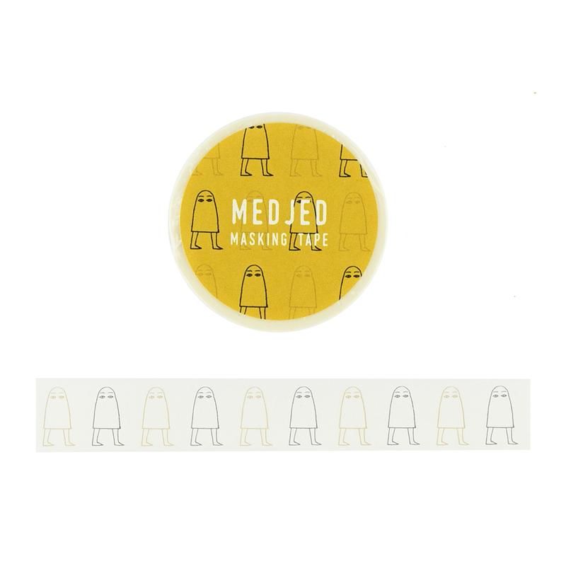 【EL COMMUN】Egyptian 古埃及神和紙膠帶-梅潔德