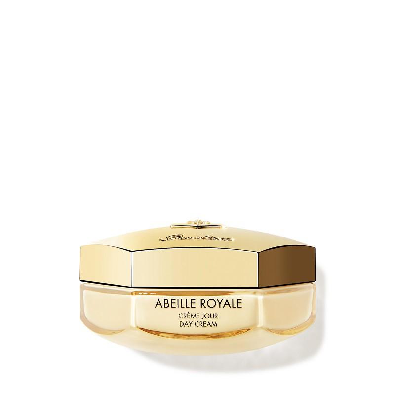 【GUERLAIN嬌蘭】 皇家蜂王乳蜂蜜修護霜50ml 台南5顏6色香水化妝品保養品