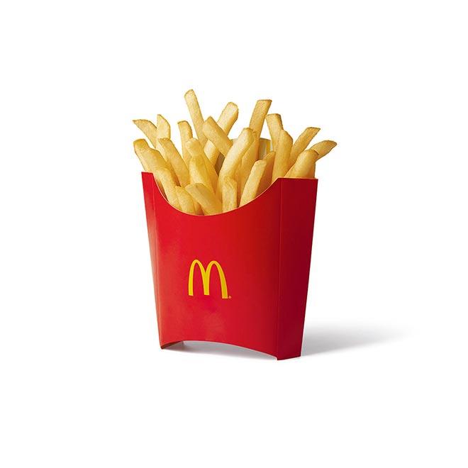 麥當勞 薯條(中)即享券