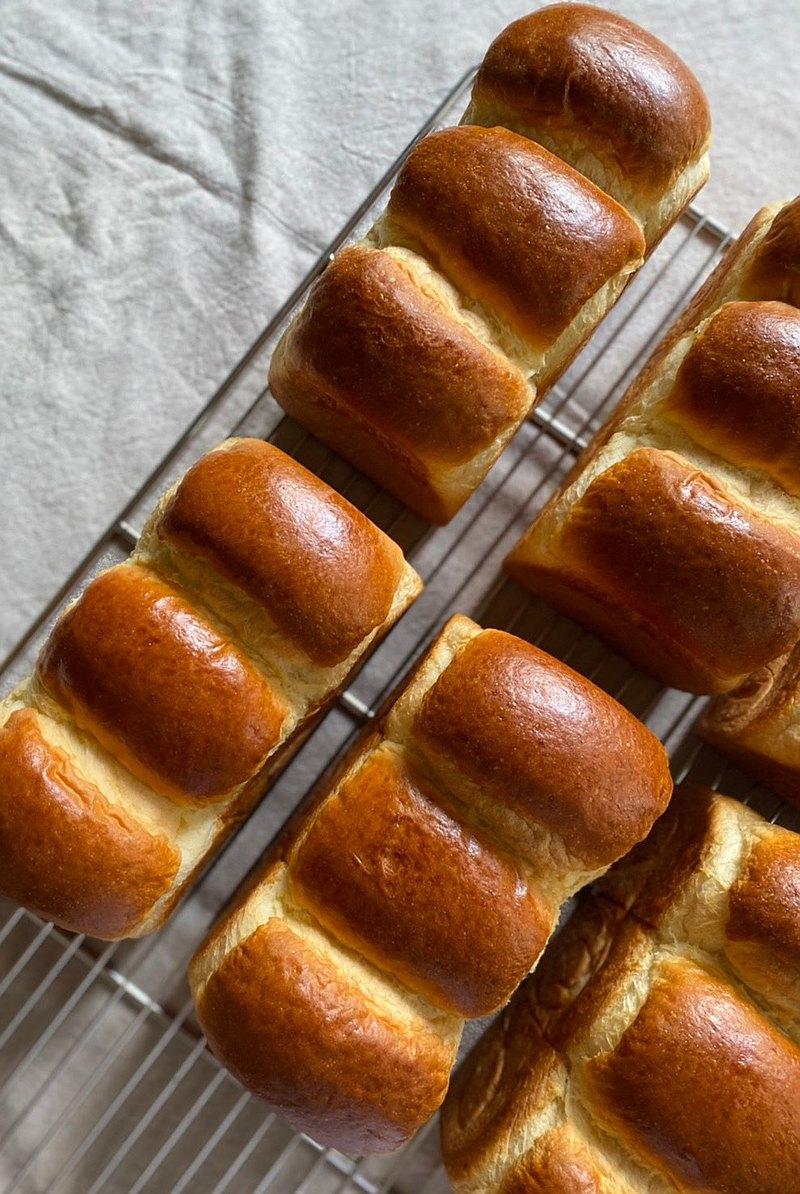 【JiA bakery】不加水-純鮮奶吐司