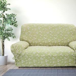 【J&N】綠野仙蹤超彈性沙發便利套(DIY 1 人)綠色