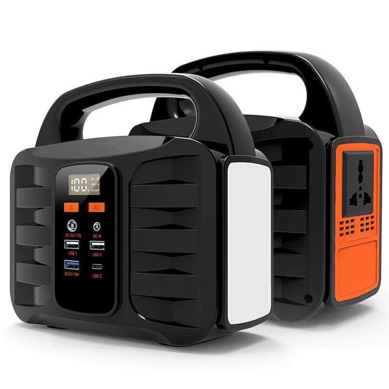 大功率儲能電源便攜式家用照明應急移動充電寶筆記本戶外電源