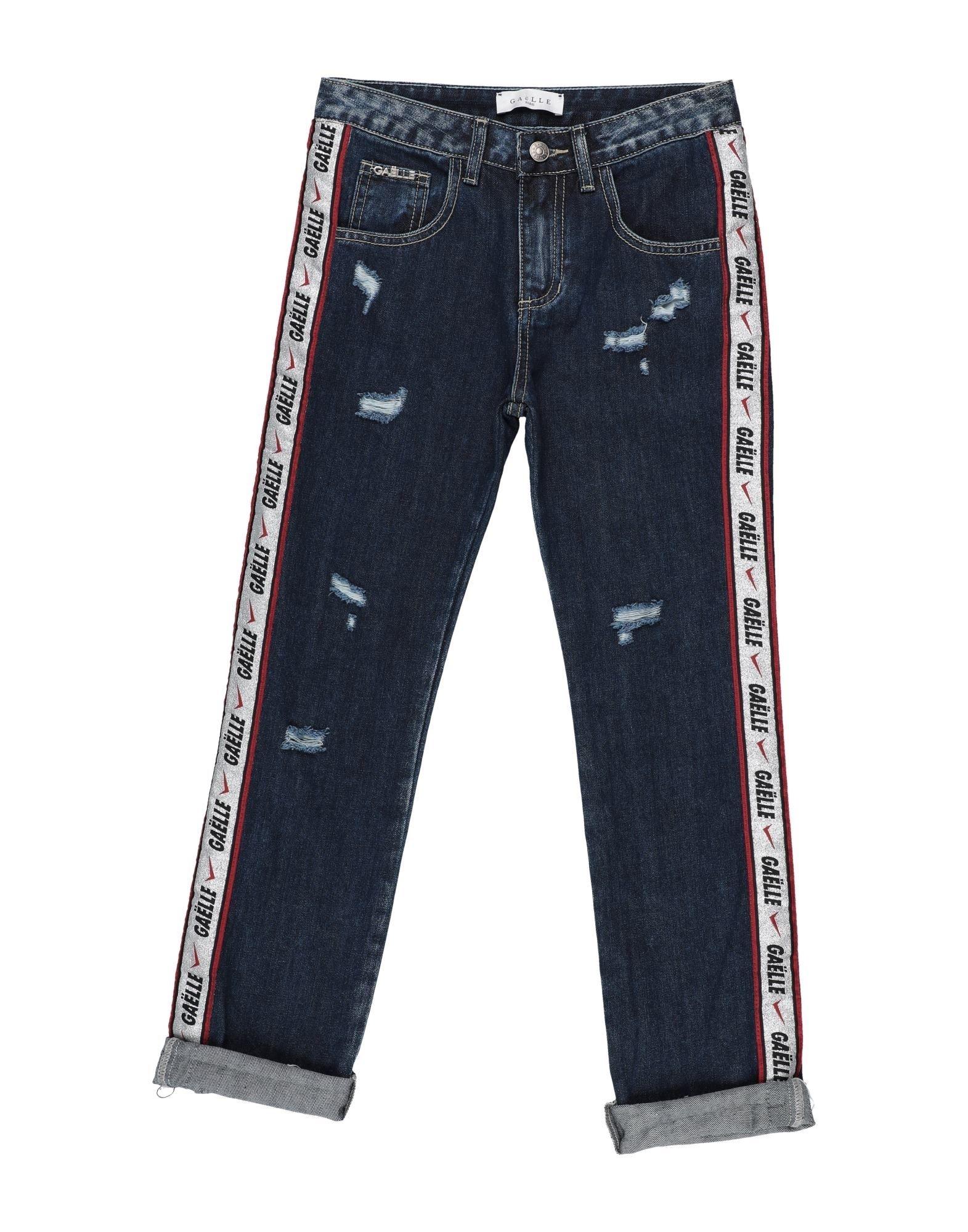 GAëLLE Paris Denim pants - Item 42838744