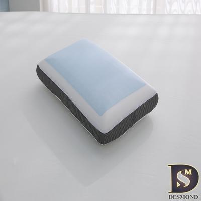 岱思夢 冰晶涼感枕 冷暖雙面型 記憶枕 冷凝膠 排濕透氣布 防蹣抗菌 枕頭