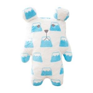 CRAFTHOLIC 宇宙人 日本富士熊寶貝枕