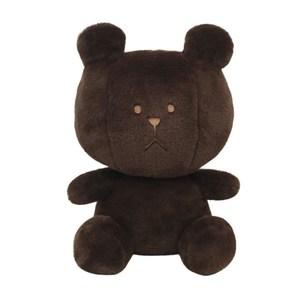 CRAFTHOLIC 宇宙人 馬卡龍棕熊坐姿大抱枕
