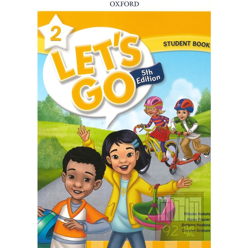OXFORD LET'S GO Student Book 2