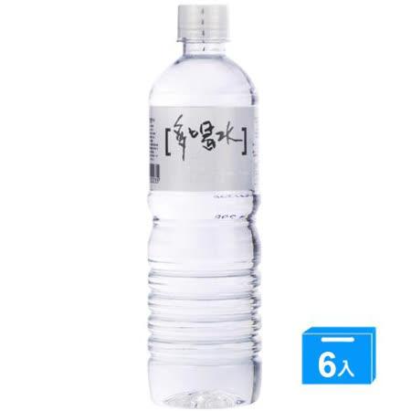 味丹多喝水600ml*6入