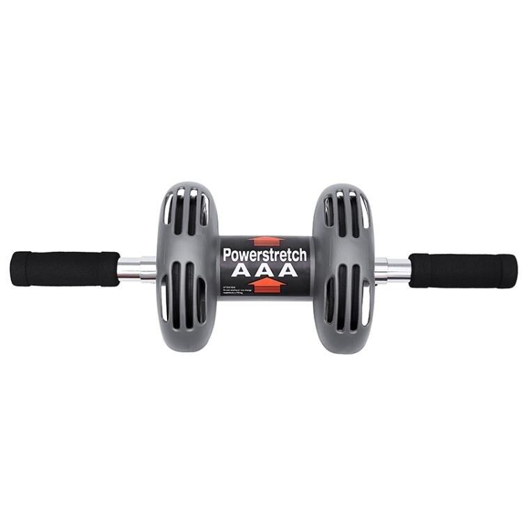 回彈式健腹輪靜音男士胸肌訓練 家用健身器材肚子練腹部腹肌輪  618活動大促麻吉好貨