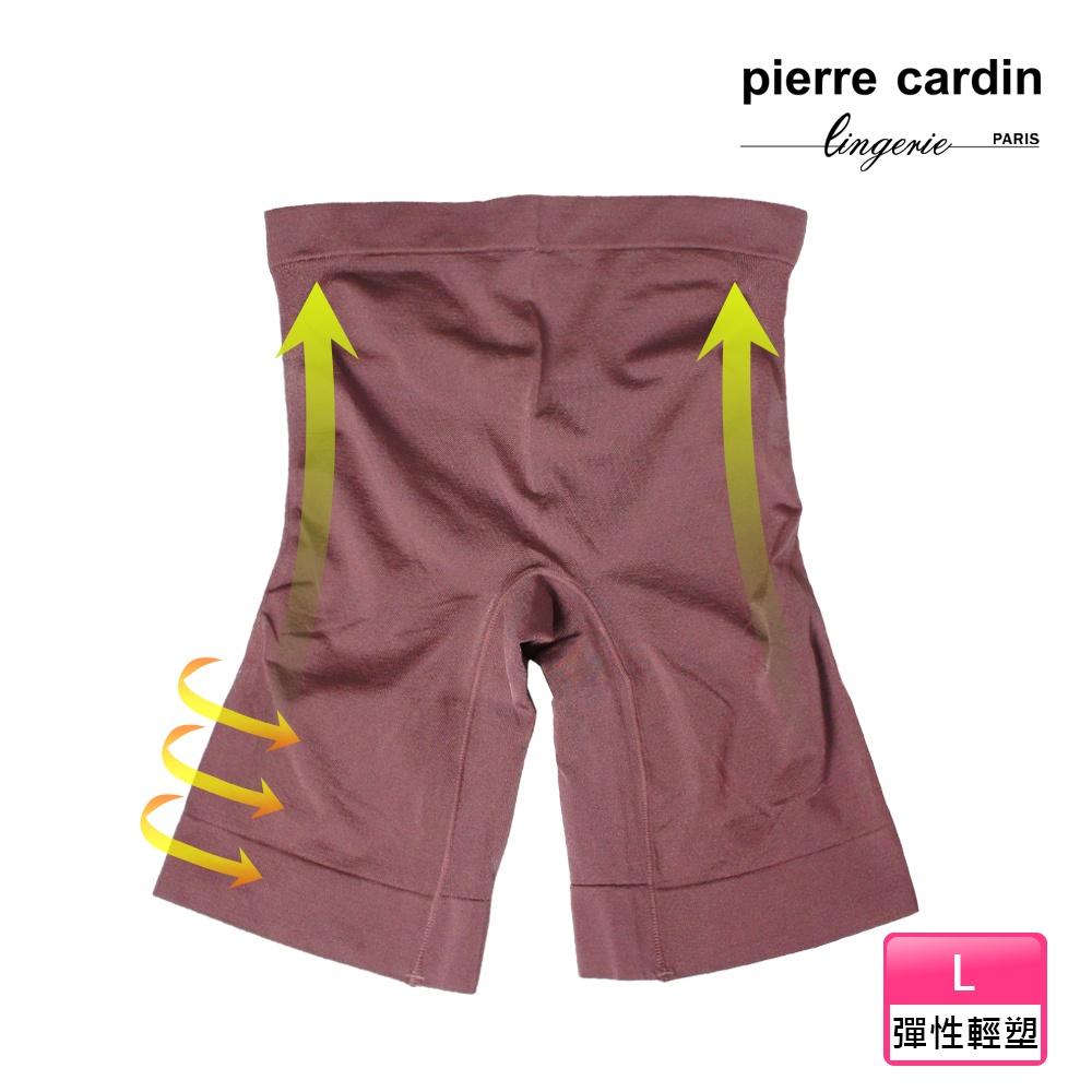 【皮爾卡登】零碼 輕塑身彈性四角褲(BRN咖)-500-110065