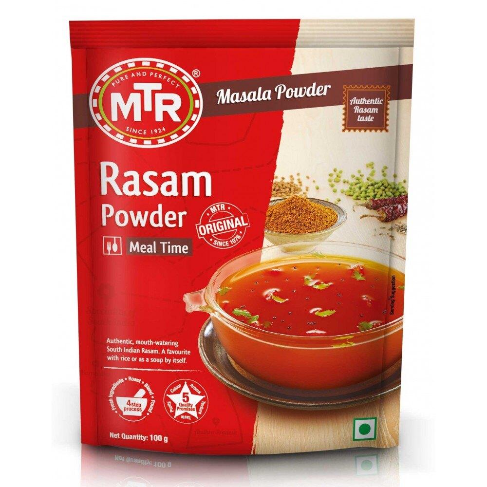 紅咖哩混合香料粉 Rasam Powder MTR 200gm