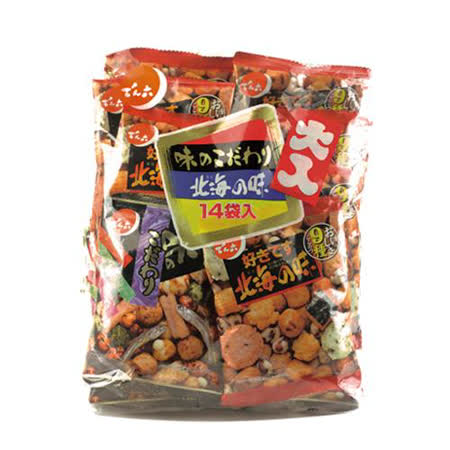 天六14 袋綜合豆果子320g