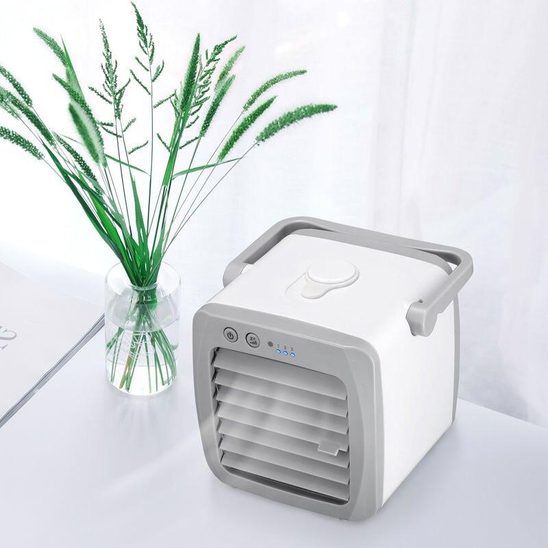 手提冷風機家用迷你空調扇加濕制冷風扇小型USB宿舍辦公電風扇