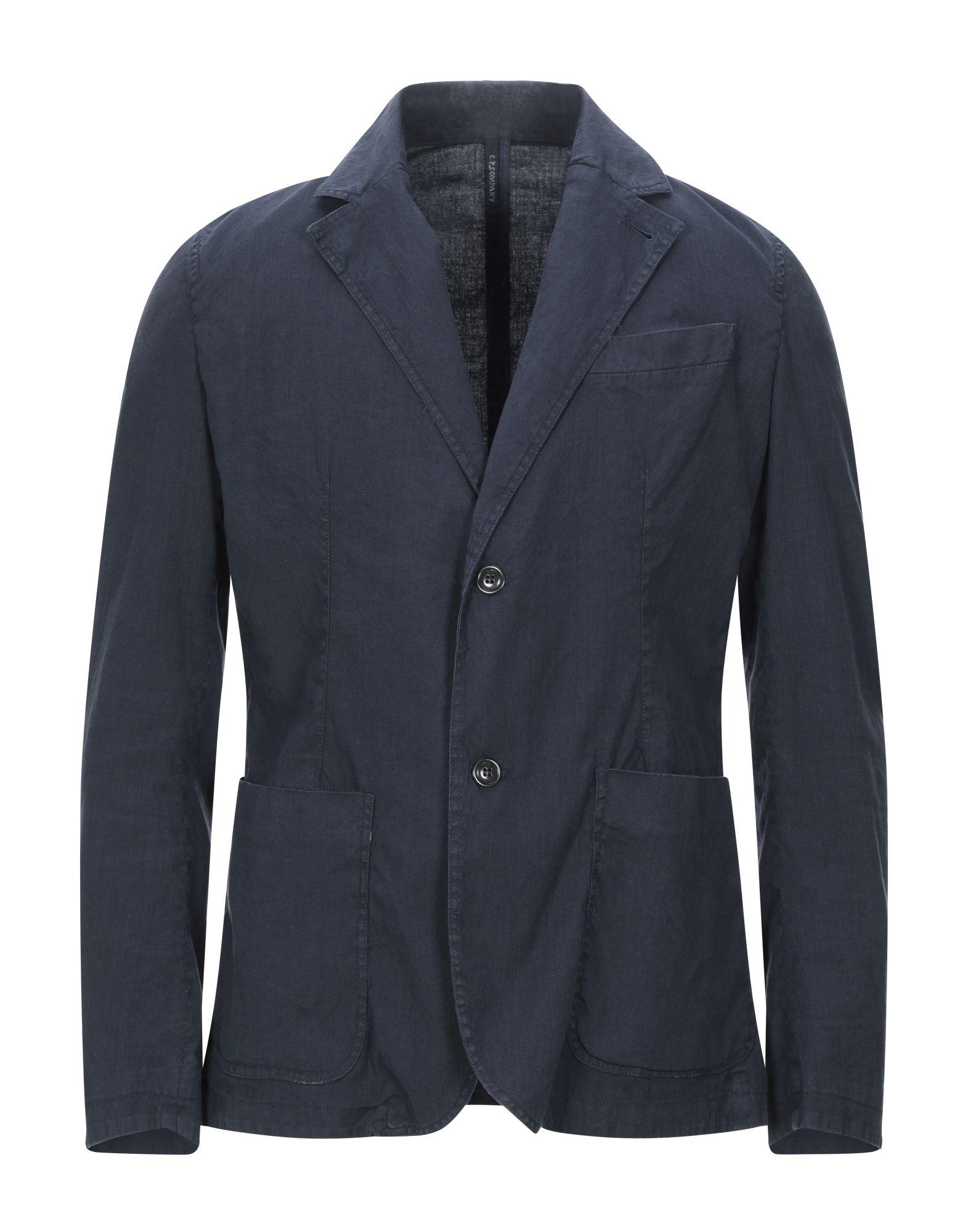 C.P. COMPANY Suit jackets - Item 49549093