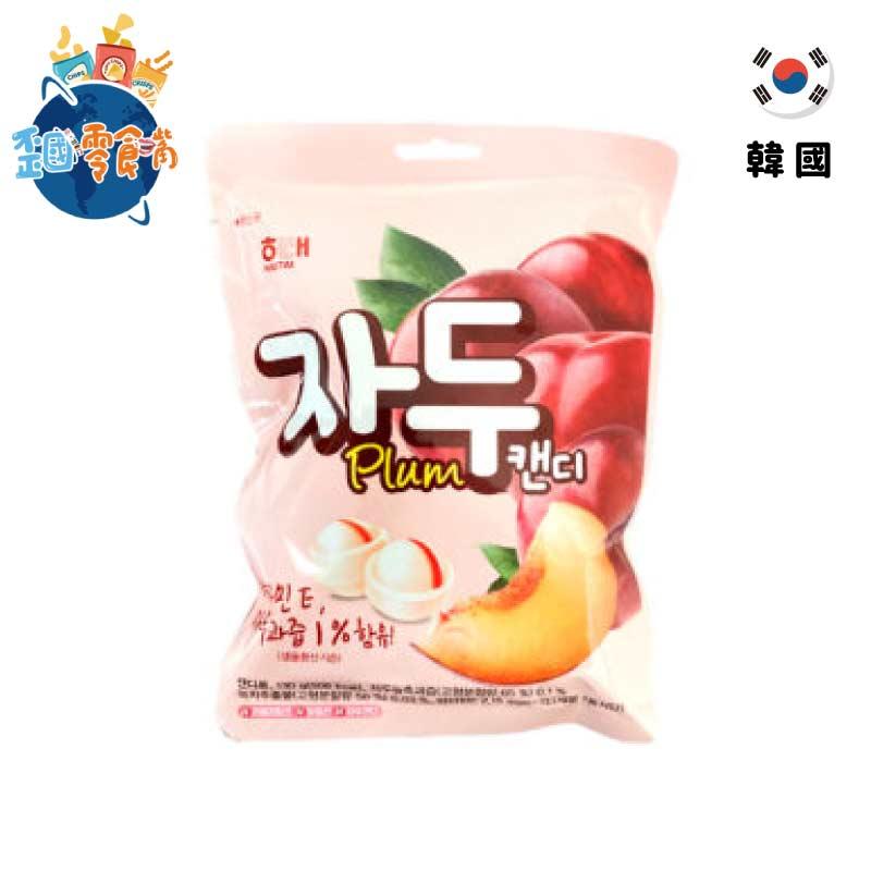【韓國】Haitai海太洋李子風味糖130g