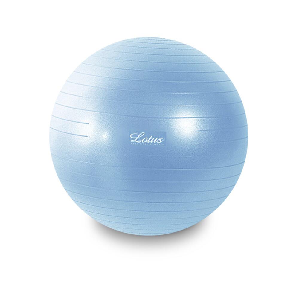lotus瑜珈球抗力球 健身復健大球防爆65cm