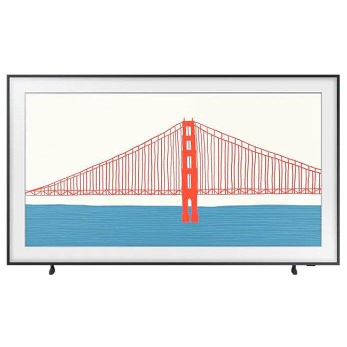限期贈風格畫框+大容量氣炸鍋 Samsung 三星 50吋 The Frame 美學電視 QA50LS03AAWXZW 50LS03