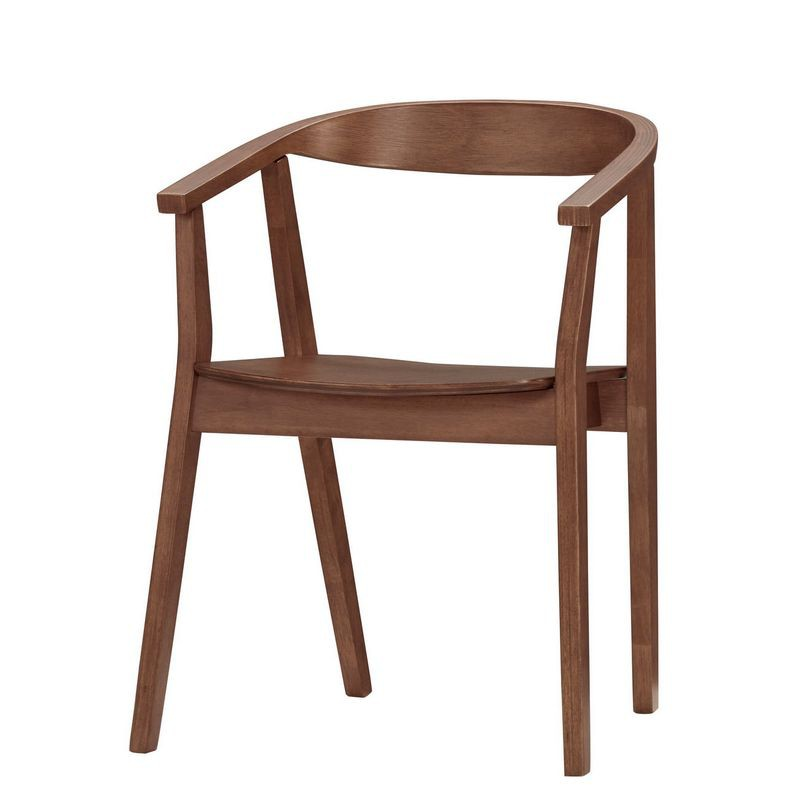 【MB1059-9】奈德餐椅(板)(實木)