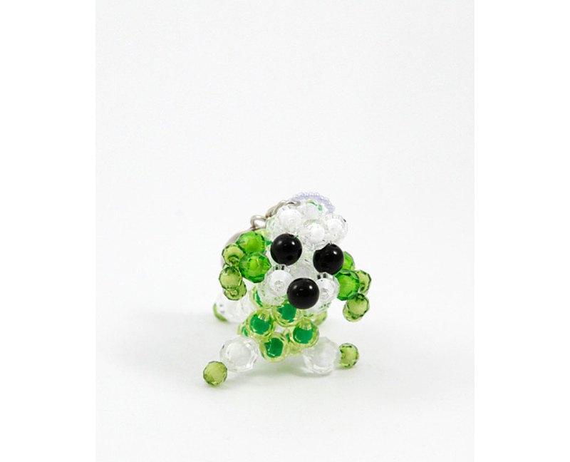 造型串珠-毛小孩-貴賓犬