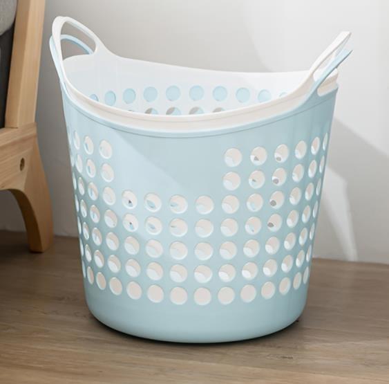 洗衣籃 臟衣籃洗衣籃臟衣服收納筐家用衣簍裝放衣服編籃子臟衣簍收納神器