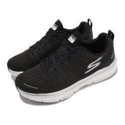 Skechers 休閒鞋 Go Run Ride 9 女鞋 避震 緩衝 輕量 耐用 高抓地力 黑 白 172005BKW [ACS 跨運動]