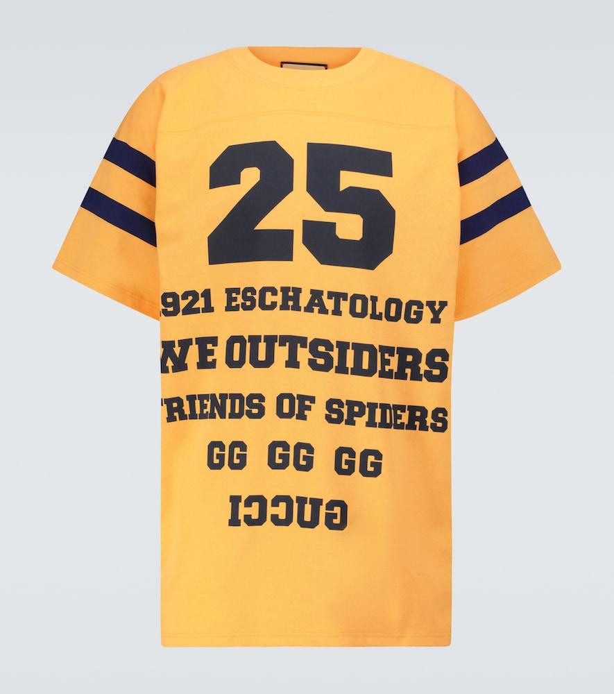 25 printed cotton T-shirt