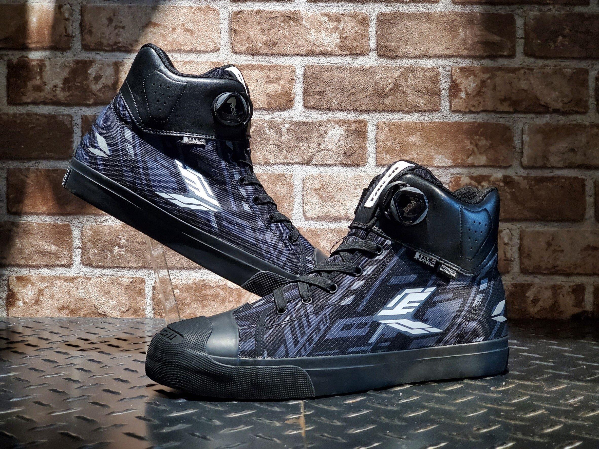 任我行騎士部品 RS TAICHI RSS011 東京聯合系列 SHIBUYA BLACK 澀谷忠臣聯名 透氣防水 車靴 太極