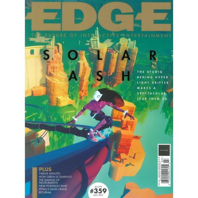 EDGE 7月號_2021