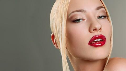 Highend Portrait- und Beautyretusche