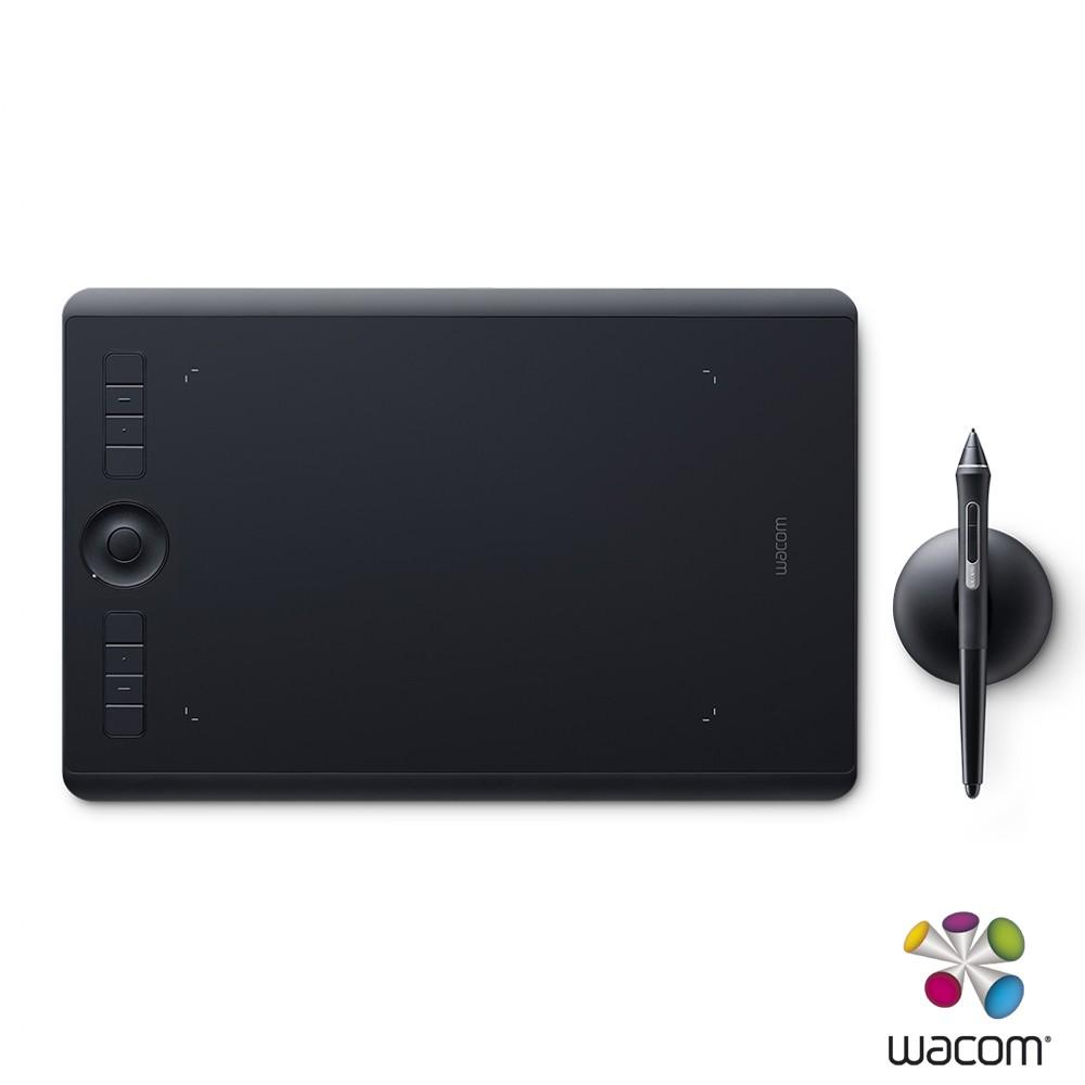 Wacom Intuos Pro Medium 專業繪圖板 PTH-660/K0 公司貨