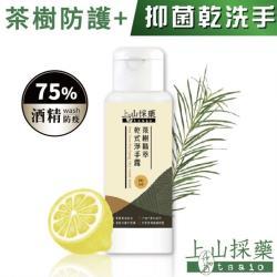 CS22 上山採藥75%酒精茶樹乾洗手80ml(12入組)