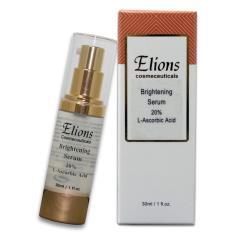 【Elions】20%晶緻亮白C精華液 30ml (Brightening Serum 20% L-Ascorbic Acid)