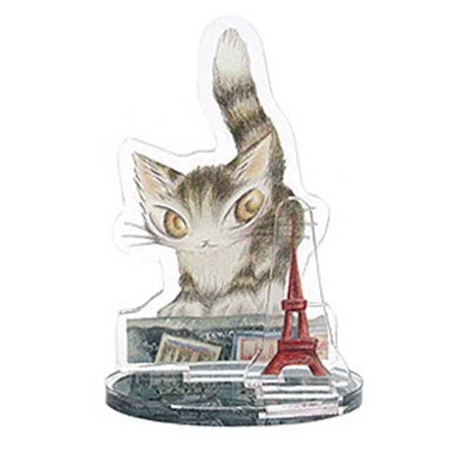 《Dayan 達洋貓》壓克力立牌-巴黎