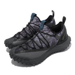 Nike 戶外鞋 ACG Mountain Fly 男女鞋 襪套 都市機能 反光 情侶穿搭 簡約 黑 紫 DC9660001 [ACS 跨運動]