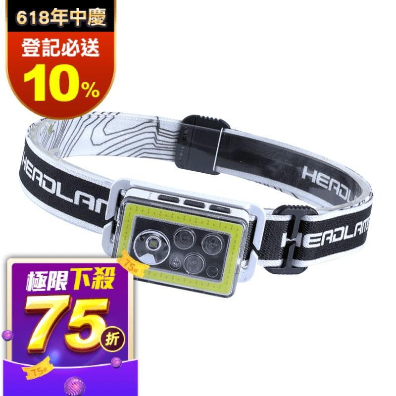 lestar 極輕系列-T81 LED 高亮智能感應頭燈