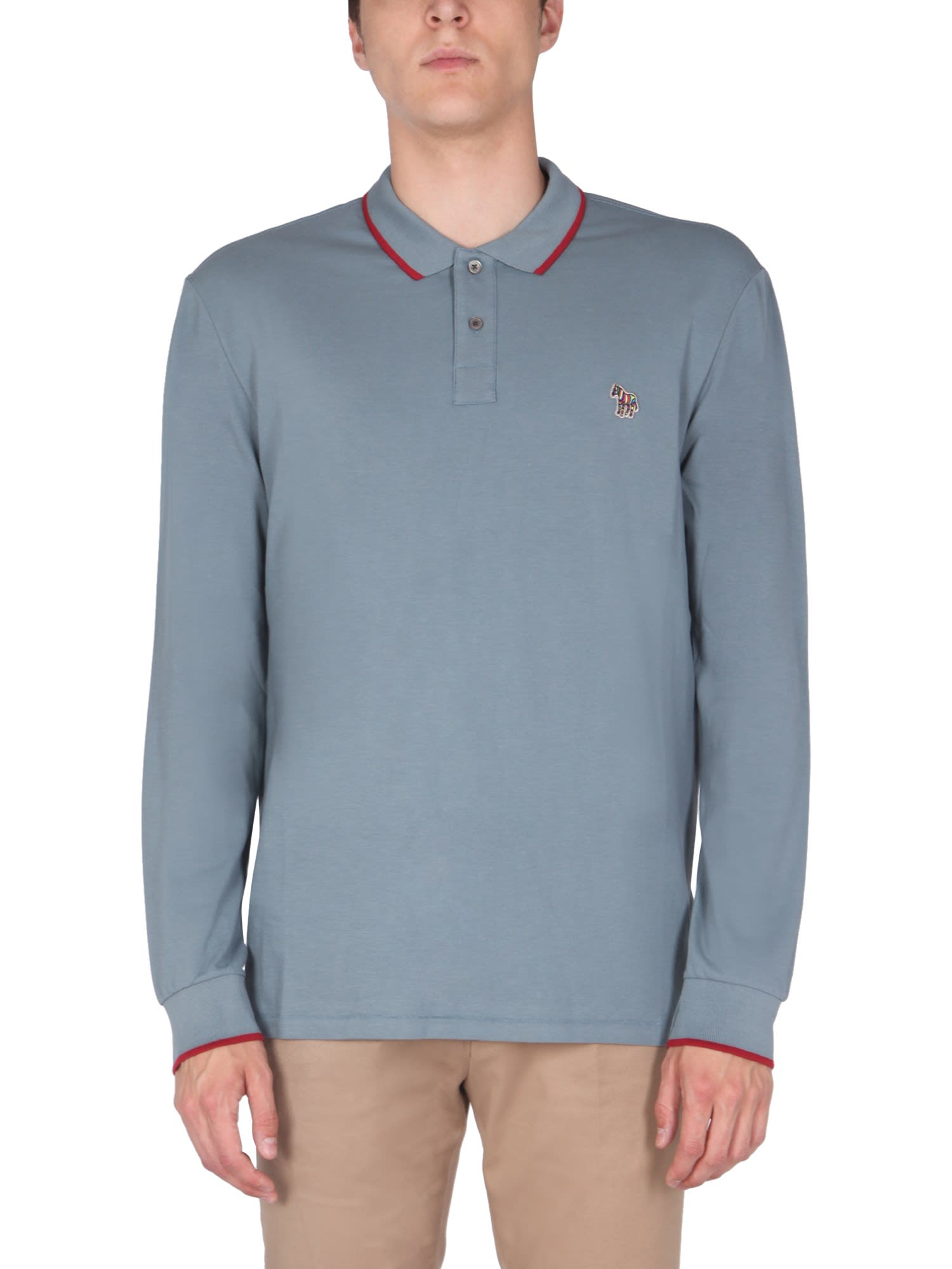 PS by Paul Smith Regular Fit Polo