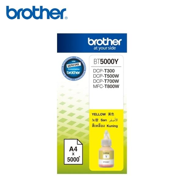 Brother BT5000Y 黃色墨水