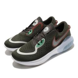 Nike 慢跑鞋 Joyride Dual Run 男鞋 輕量 透氣 舒適 避震 路跑 健身 綠 灰 CZ8697006 [ACS 跨運動]