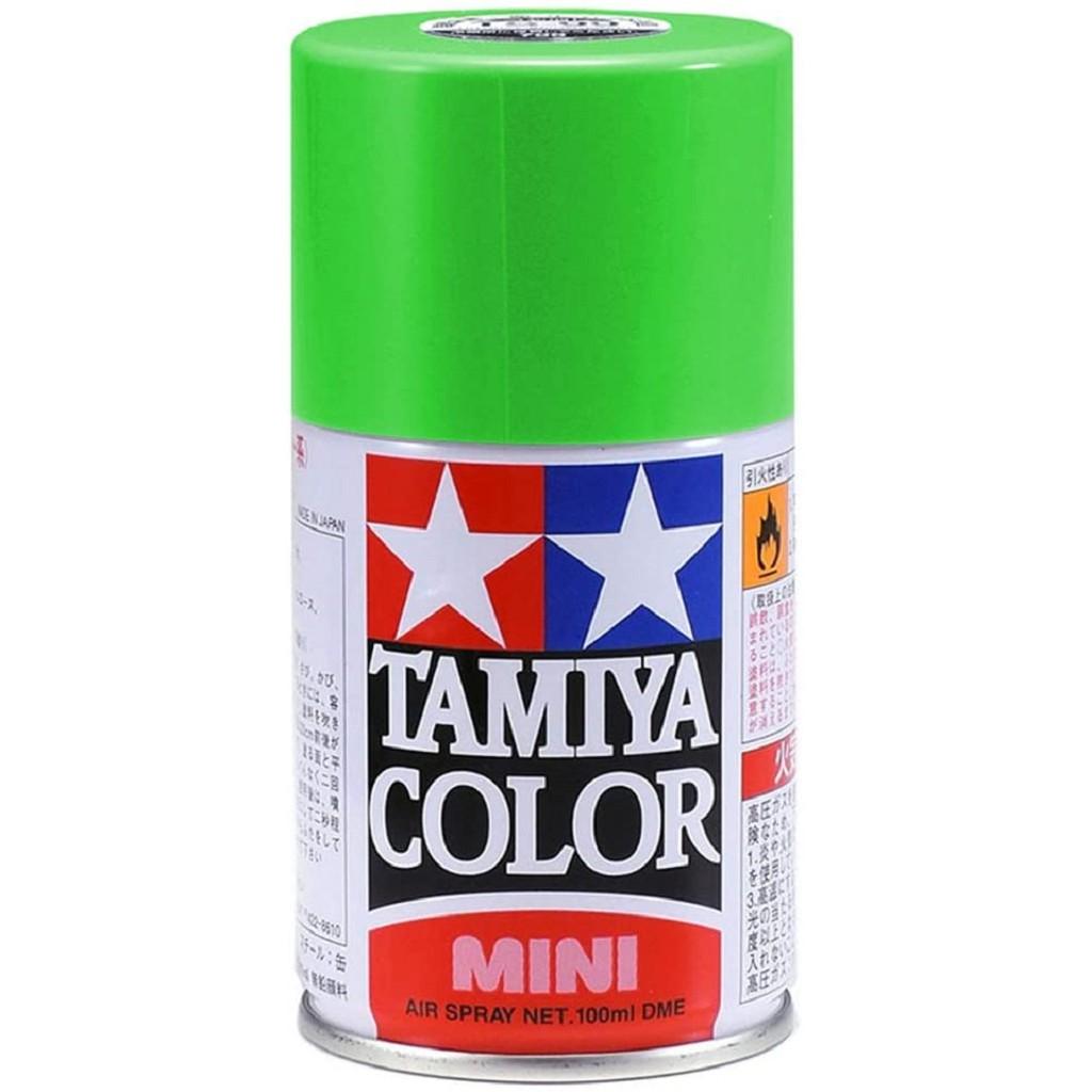田宮噴罐 TAMIYA TS-52 糖果萊姆綠 金屬光澤 萬年東海